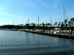 North Carolina Deep Water Deeded Boat Slips