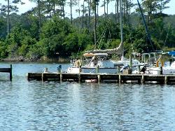 North Carolina Deeded Deep Water Boat Slips