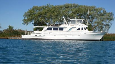 North Carolina Yacht For Sale   www.carolinawaterfrontonline.com