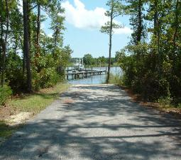 Oriental North Carolina Oriental Plantation Property and Deeded Boat Slips