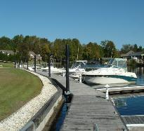 River Bend Marina North Carolina Boat Slips For Rent   www.carolinawaterfrontonline.com