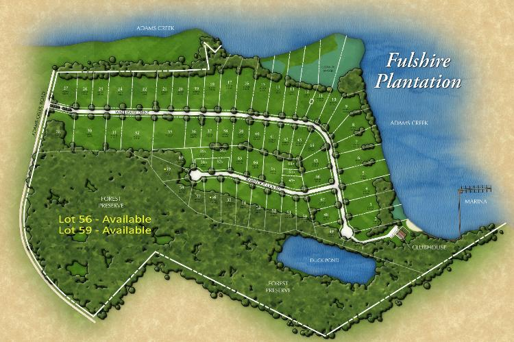 Fulshire Plantation A Waterfront Community