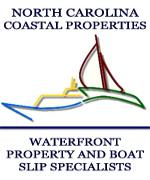 North Carolina Coastal Properties and Boat Slip Specialists   www.carolinawaterfrontonline.com